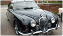 Mark II Jaguar Saloon