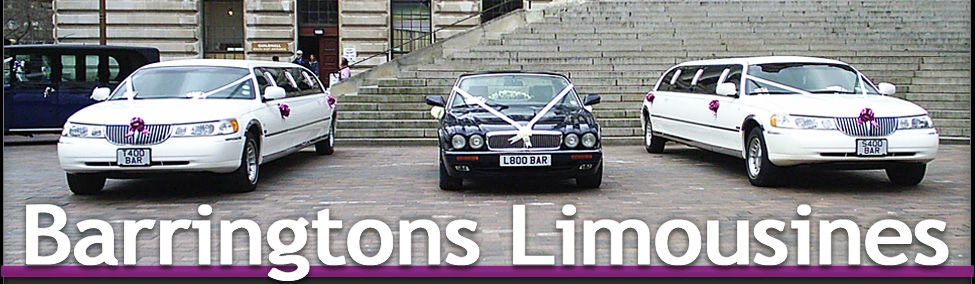 Barringtons Limousines and Wedding Car Hire Portsmouth